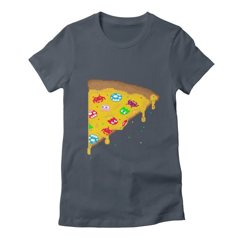 8-Bizza Women's T-Shirt by Quick Brown Fox