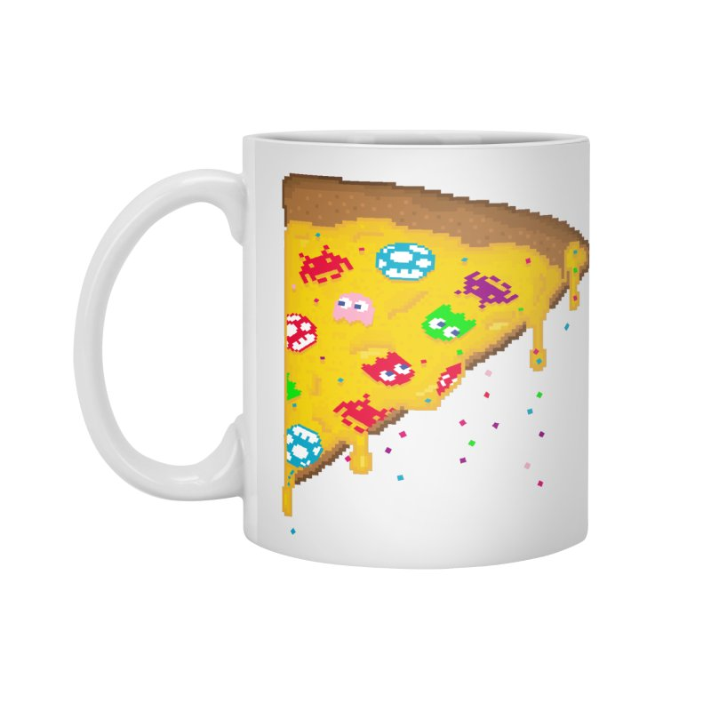 8-Bizza Accessories Mug by Quick Brown Fox