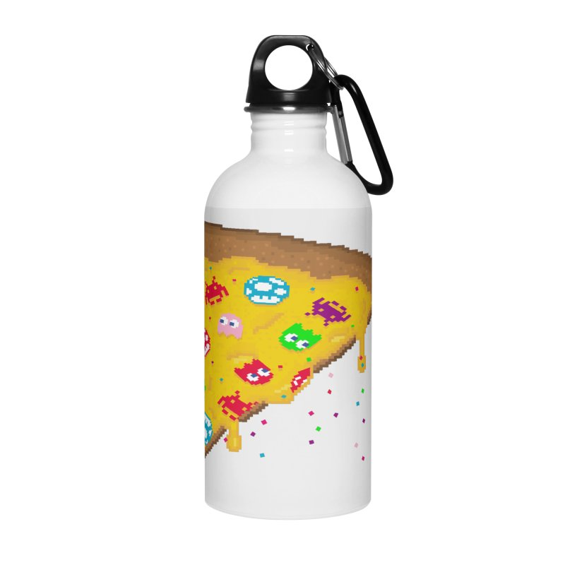 8-Bizza Accessories Water Bottle by Quick Brown Fox