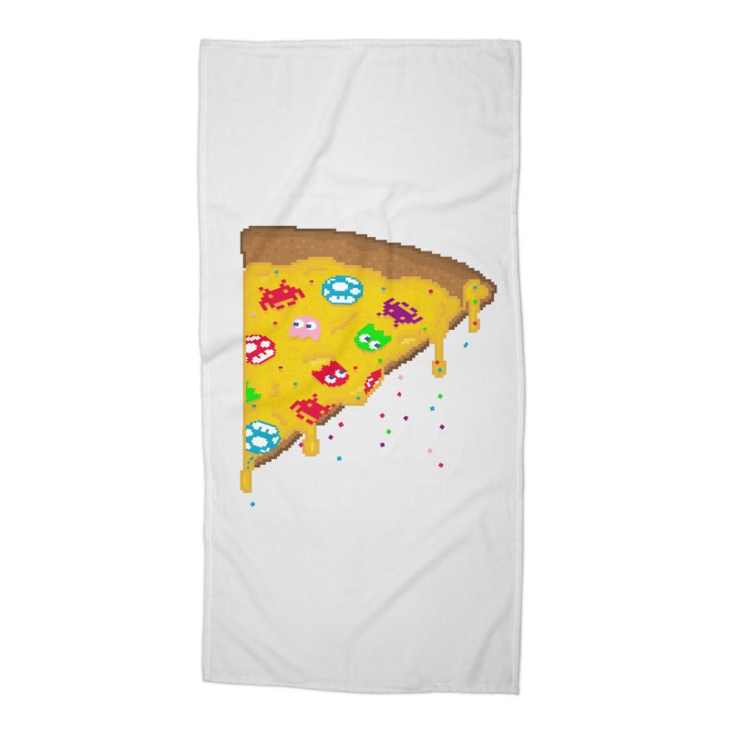8-Bizza Accessories Beach Towel by Quick Brown Fox