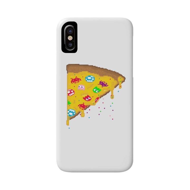 8-Bizza Accessories Phone Case by Quick Brown Fox