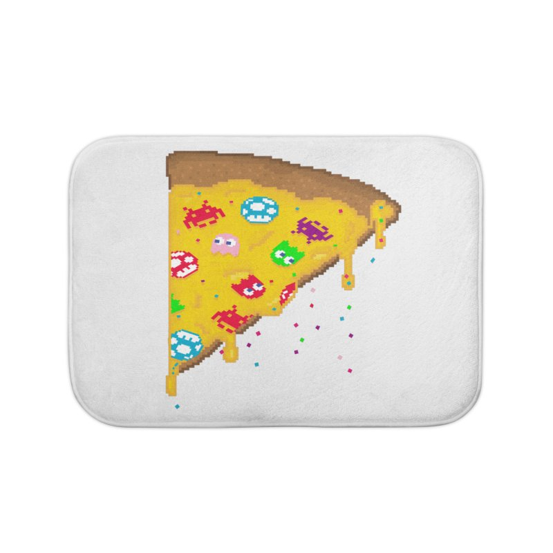 8-Bizza Home Bath Mat by Quick Brown Fox