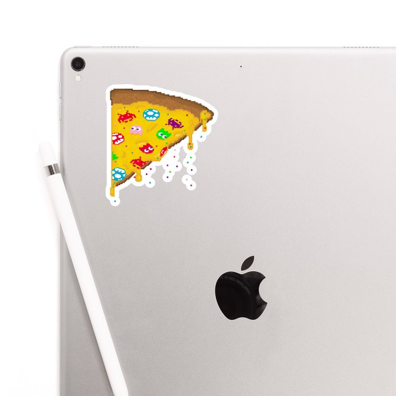 8-Bizza Accessories Sticker by Quick Brown Fox