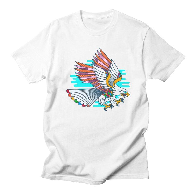 Flight of Fancy Women's Regular Unisex T-Shirt by Quick Brown Fox