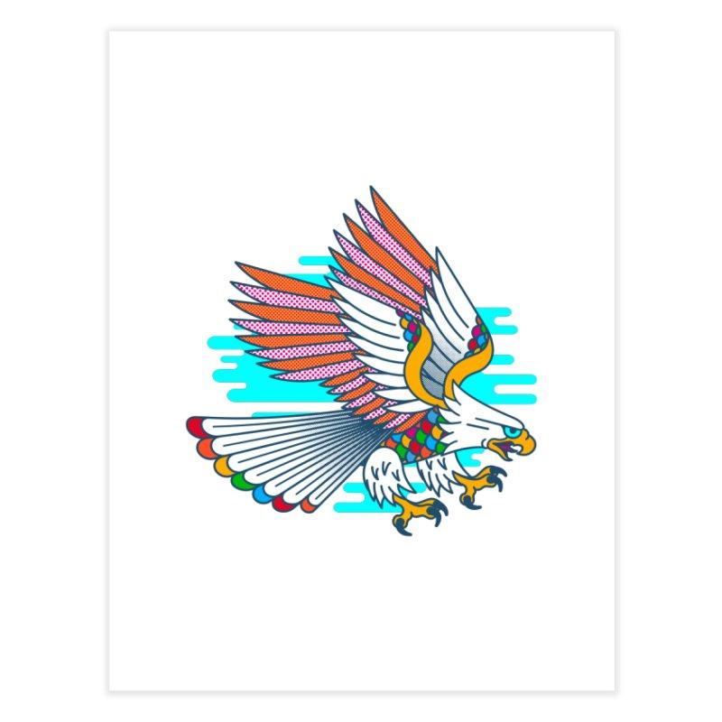 Flight of Fancy Home Fine Art Print by Quick Brown Fox