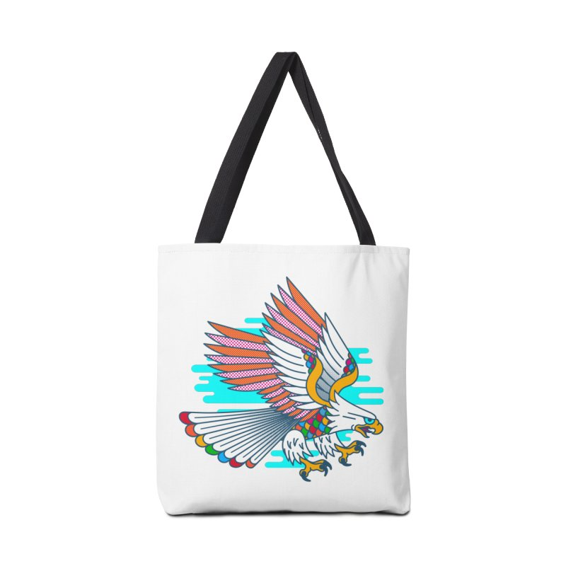Flight of Fancy Accessories Tote Bag Bag by Quick Brown Fox
