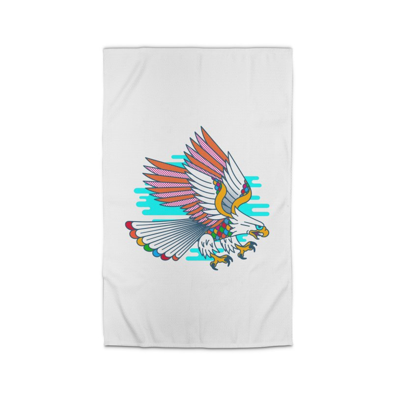 Flight of Fancy Home Rug by Quick Brown Fox