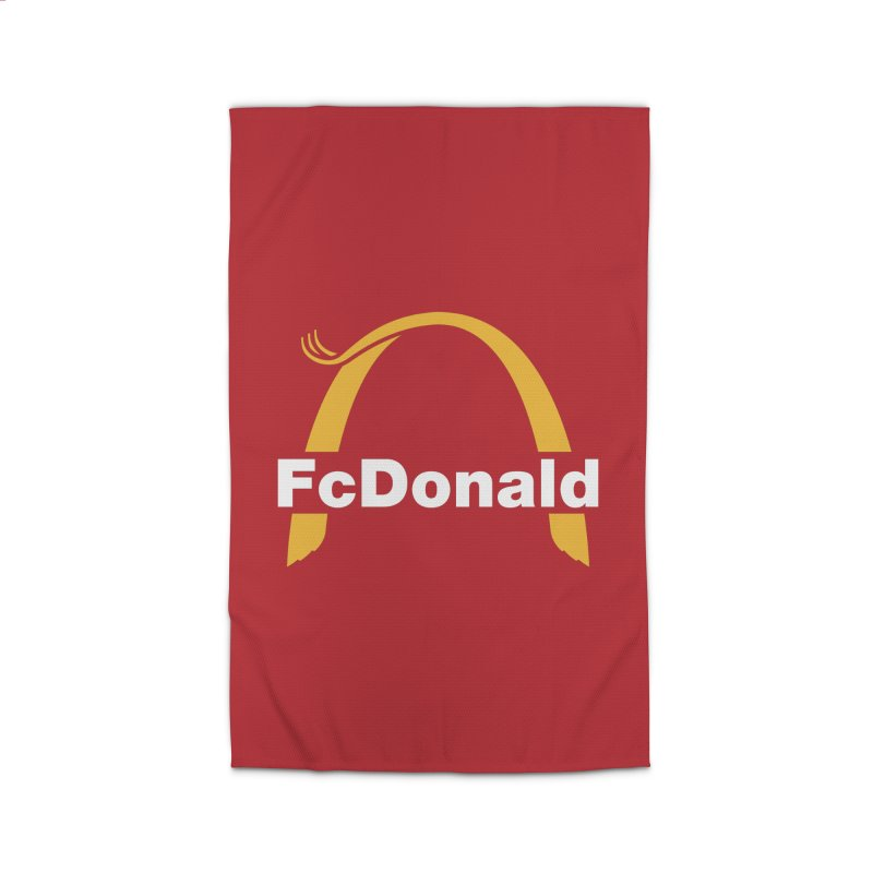 FcDonald Home Rug by Quick Brown Fox