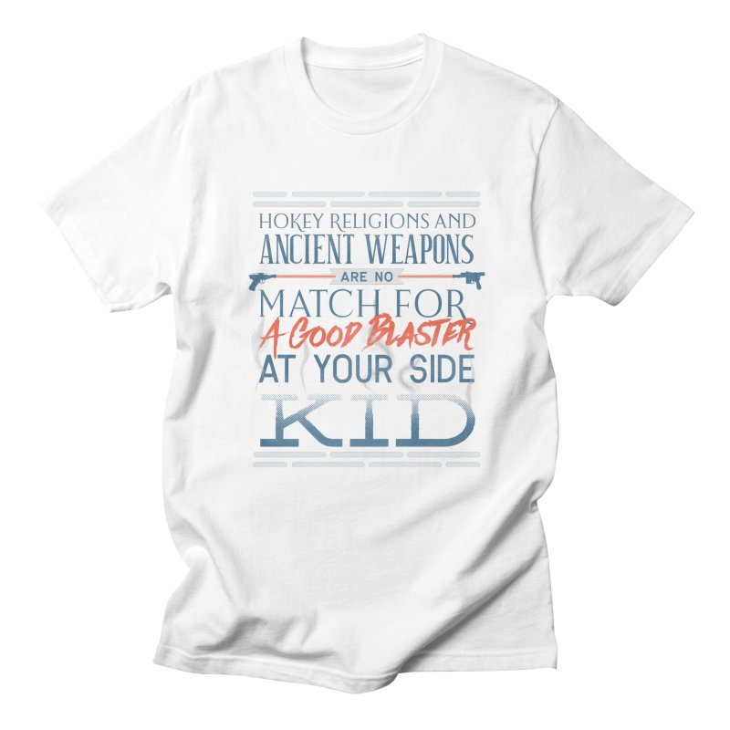 Smugglers' Wisdom Men's T-Shirt by Quick Brown Fox