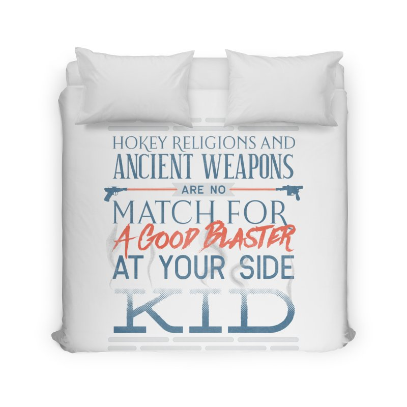 Smugglers' Wisdom Home Duvet by Quick Brown Fox