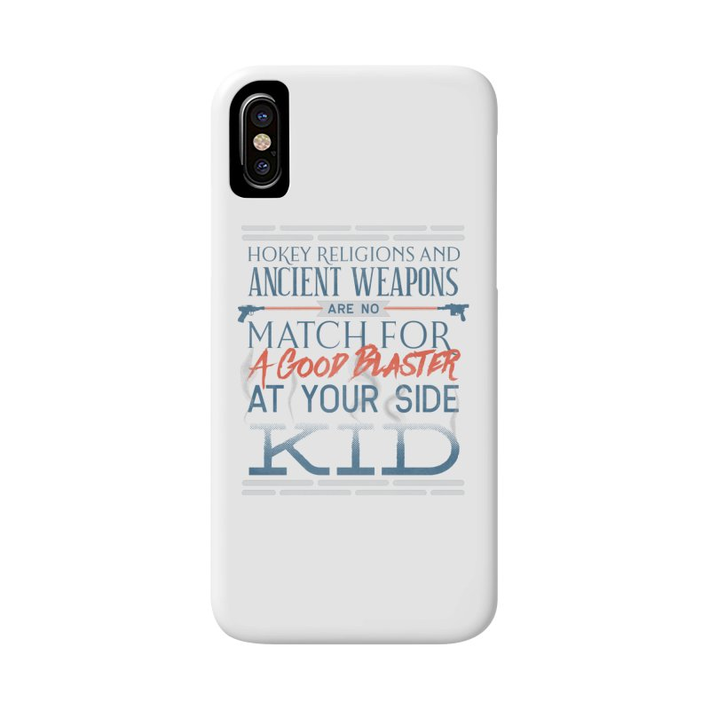Smugglers' Wisdom Accessories Phone Case by Quick Brown Fox