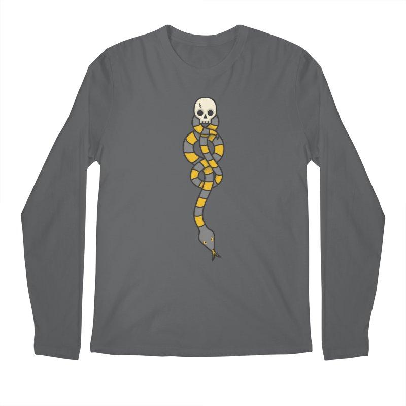 The Dark Scarf - Loyalty Men's Longsleeve T-Shirt by Quick Brown Fox