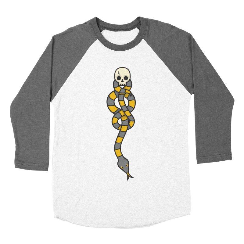 The Dark Scarf - Loyalty Men's Baseball Triblend Longsleeve T-Shirt by Quick Brown Fox