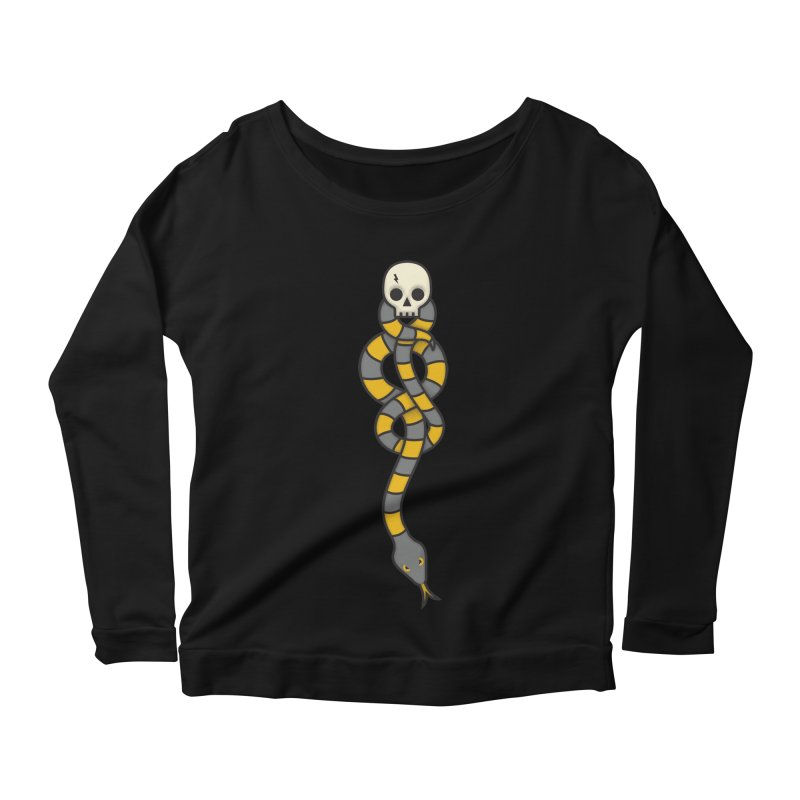 The Dark Scarf - Loyalty Women's Scoop Neck Longsleeve T-Shirt by Quick Brown Fox