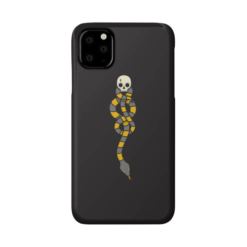 The Dark Scarf - Loyalty Accessories Phone Case by Quick Brown Fox