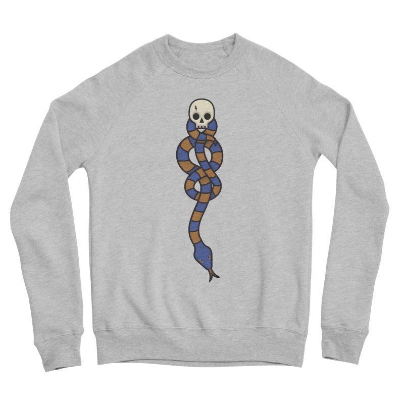 The Dark Scarf - Intelligence Men's Sponge Fleece Sweatshirt by Quick Brown Fox