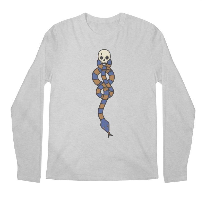 The Dark Scarf - Intelligence Men's Regular Longsleeve T-Shirt by Quick Brown Fox