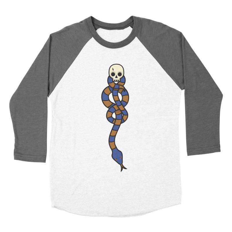 The Dark Scarf - Intelligence Women's Baseball Triblend Longsleeve T-Shirt by Quick Brown Fox