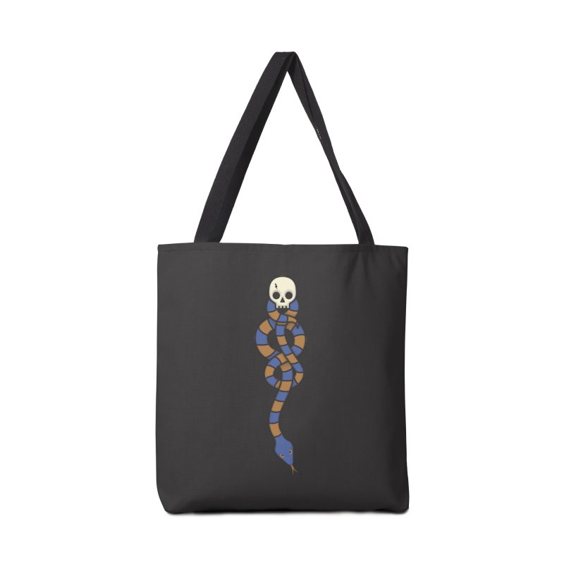 The Dark Scarf - Intelligence Accessories Bag by Quick Brown Fox