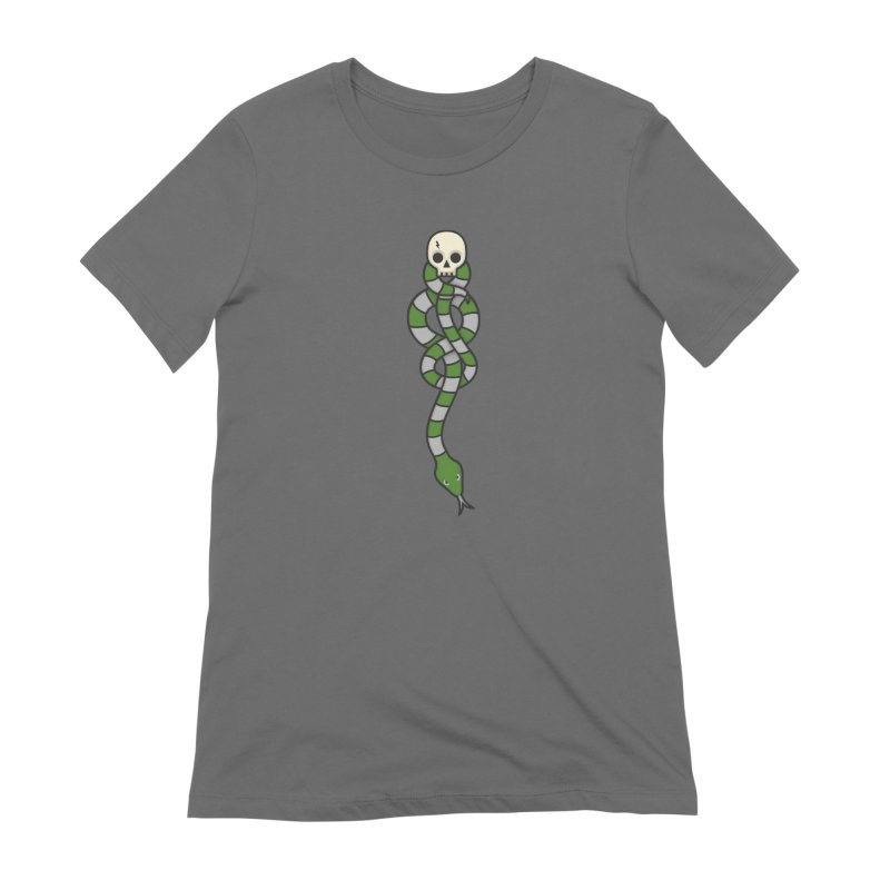 The Dark Scarf - Cunning Women's T-Shirt by Quick Brown Fox