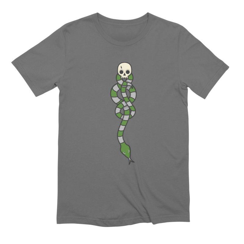 The Dark Scarf - Cunning Men's T-Shirt by Quick Brown Fox
