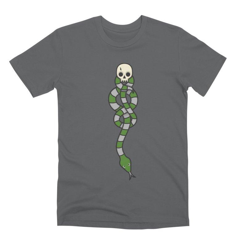 The Dark Scarf - Cunning Men's Premium T-Shirt by Quick Brown Fox