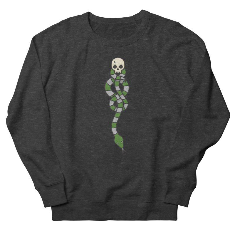 The Dark Scarf - Cunning Women's Sweatshirt by Quick Brown Fox