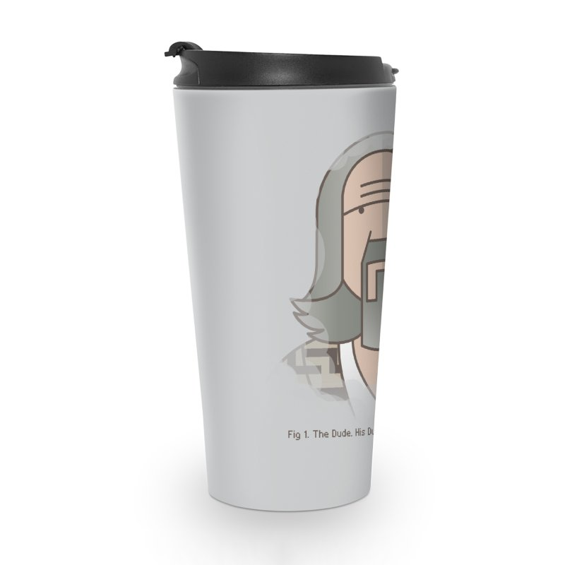Sometimes There's A Man… Accessories Travel Mug by Quick Brown Fox