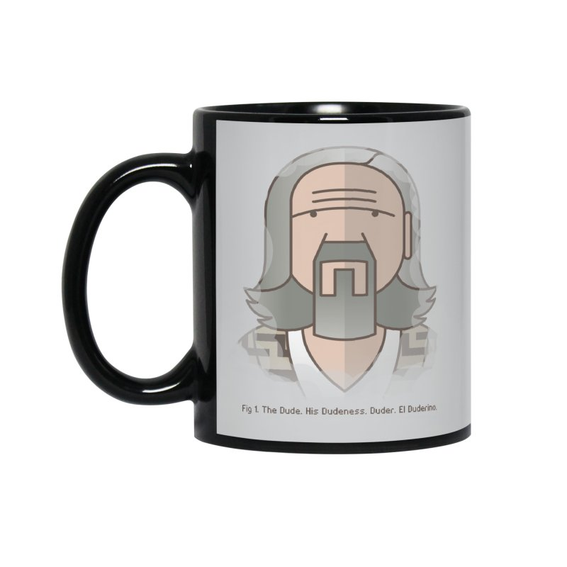 Sometimes There's A Man… Accessories Mug by Quick Brown Fox