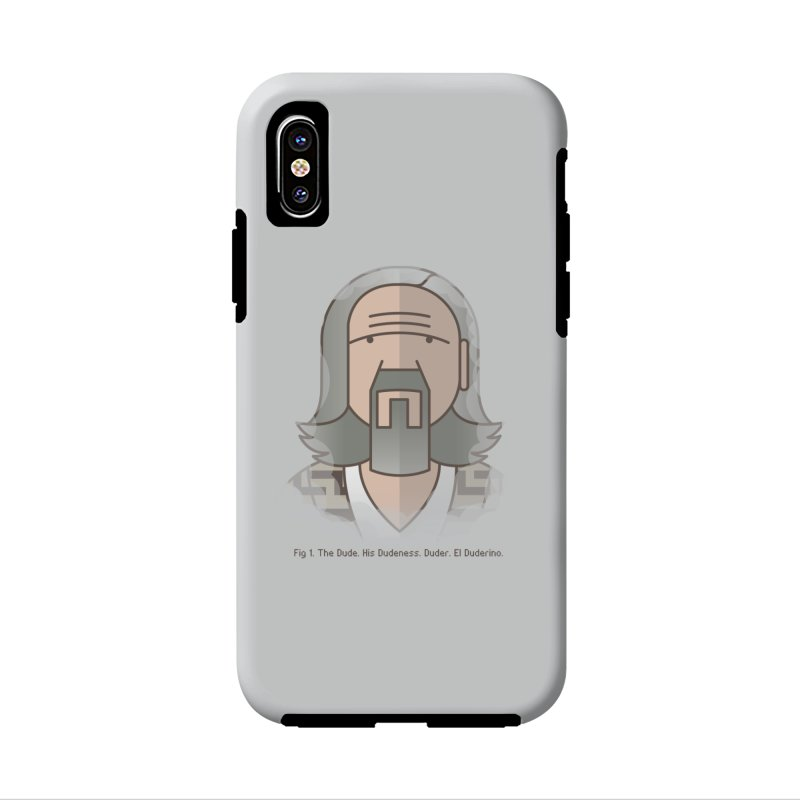 Sometimes There's A Man… Accessories Phone Case by Quick Brown Fox
