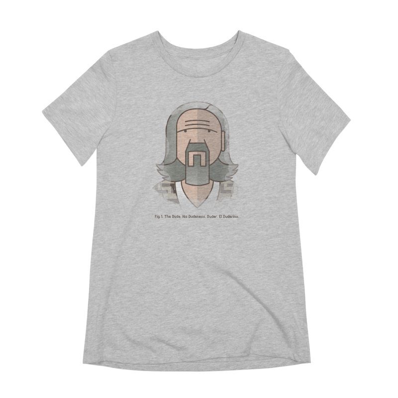 Sometimes There's A Man… Women's Extra Soft T-Shirt by Quick Brown Fox