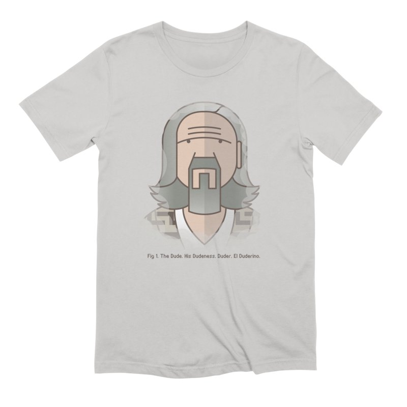 Sometimes There's A Man… Men's Extra Soft T-Shirt by Quick Brown Fox