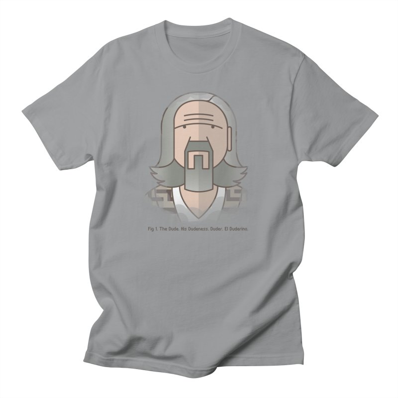 Sometimes There's A Man… Men's Regular T-Shirt by Quick Brown Fox