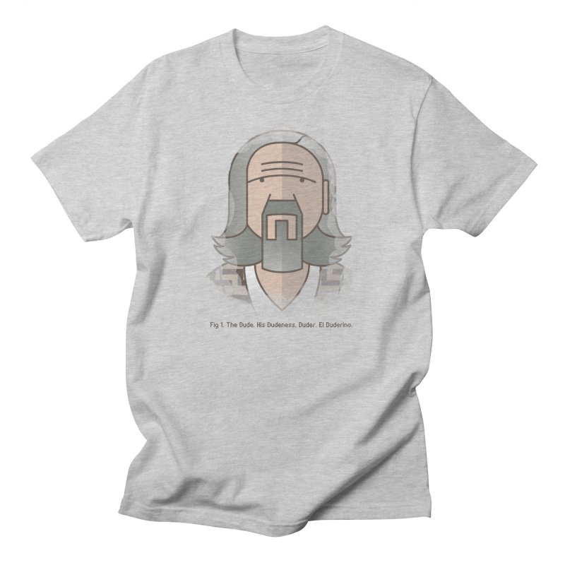 Sometimes There's A Man… Women's Regular Unisex T-Shirt by Quick Brown Fox