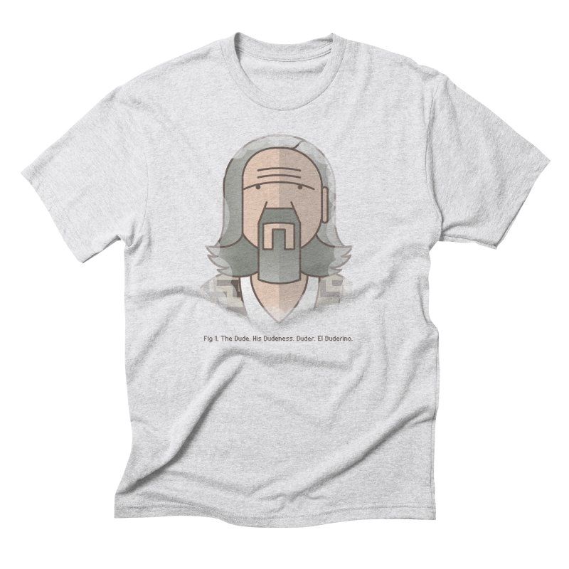 Sometimes There's A Man… Men's Triblend T-Shirt by Quick Brown Fox