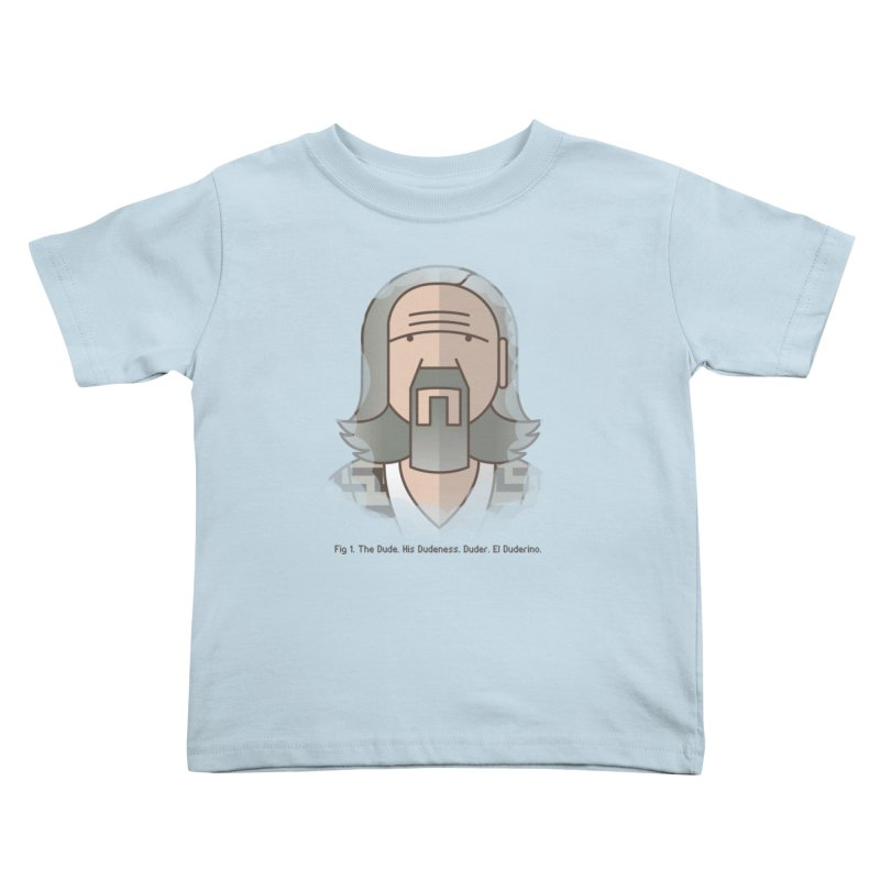 Sometimes There's A Man… Kids Toddler T-Shirt by Quick Brown Fox