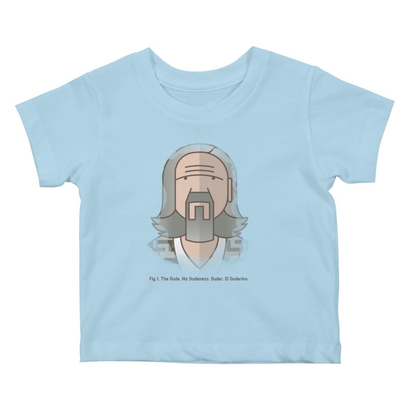 Sometimes There's A Man… Kids Baby T-Shirt by Quick Brown Fox
