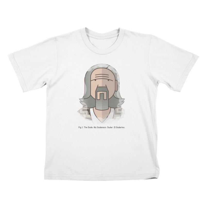 Sometimes There's A Man… Kids T-Shirt by Quick Brown Fox