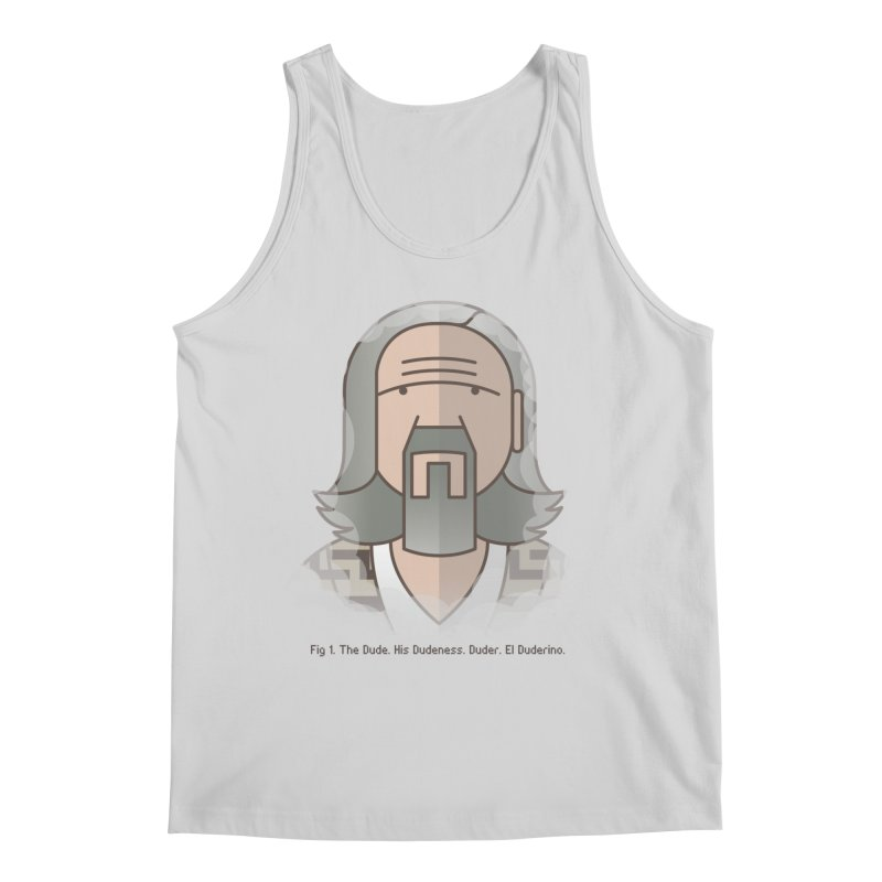 Sometimes There's A Man… Men's Regular Tank by Quick Brown Fox