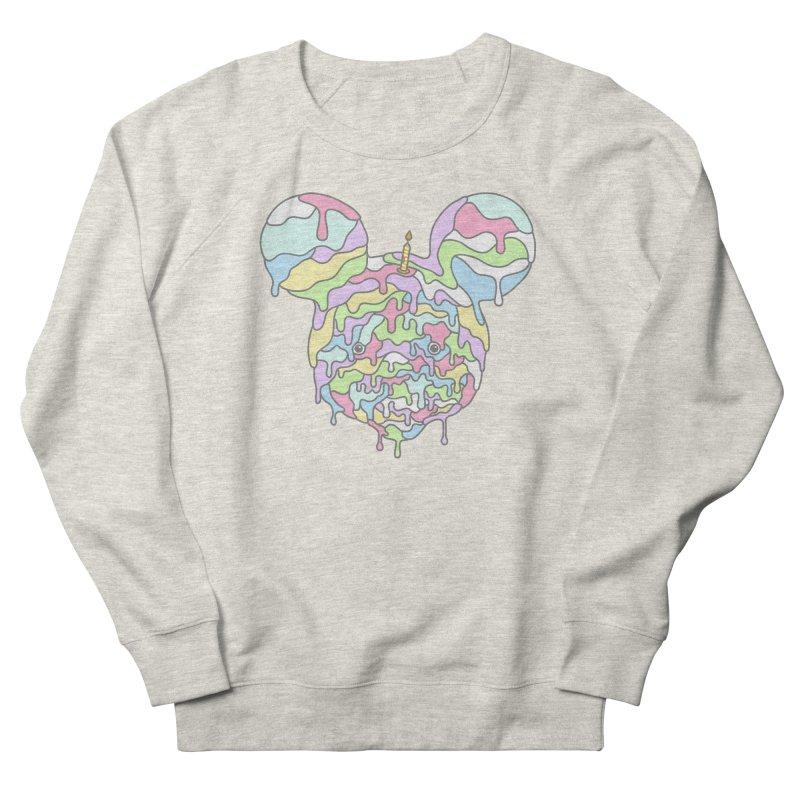Happy Birthday World! Women's Sweatshirt by Quick Brown Fox