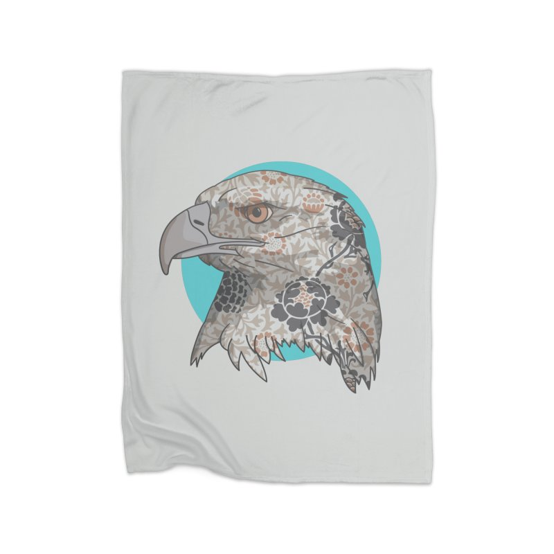 Flora & Fauna Home Blanket by Quick Brown Fox