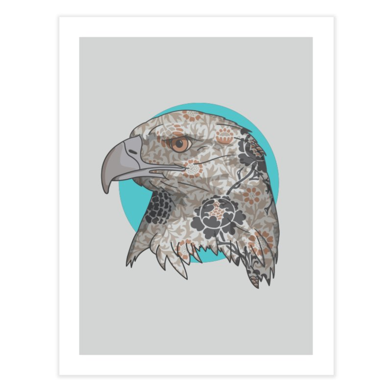 Flora & Fauna Home Fine Art Print by Quick Brown Fox