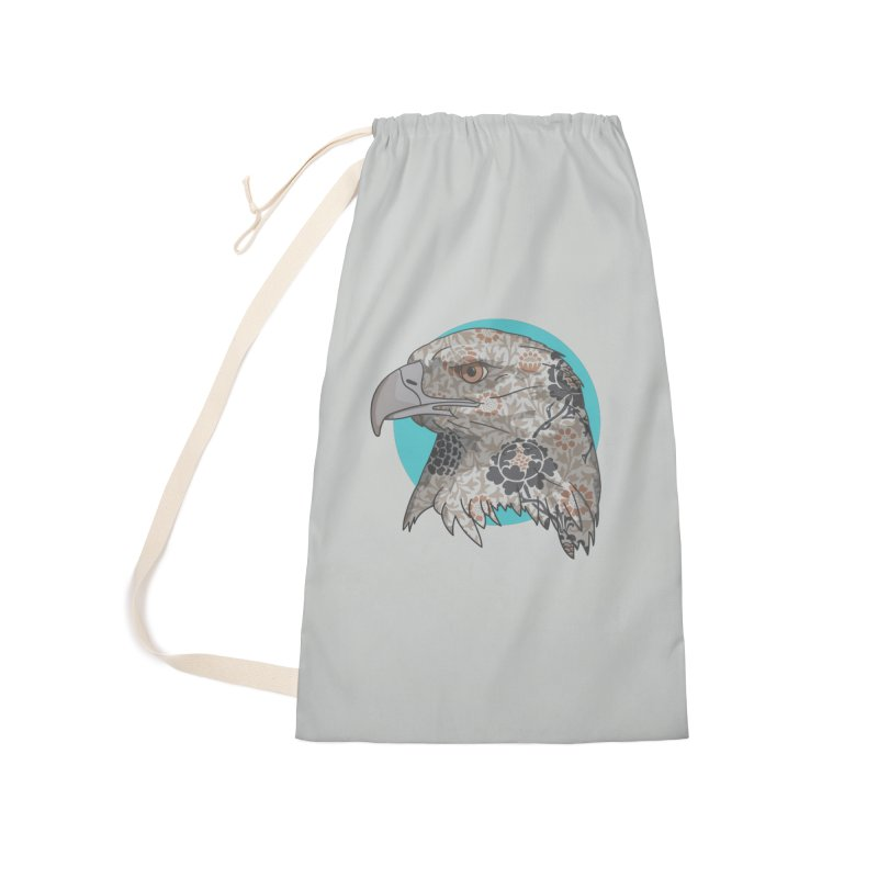 Flora & Fauna Accessories Laundry Bag Bag by Quick Brown Fox