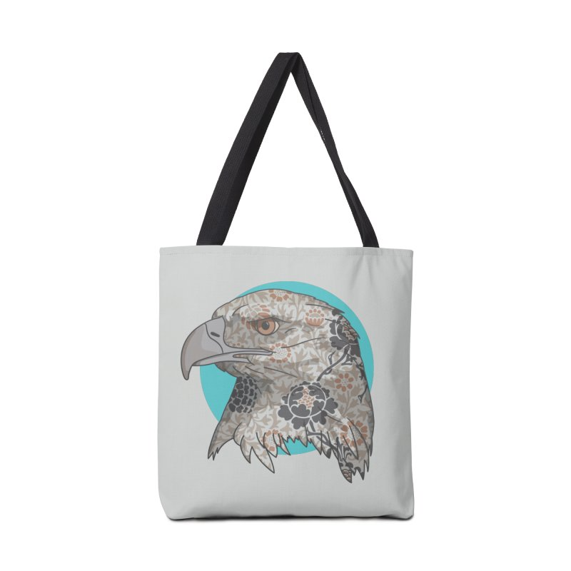 Flora & Fauna Accessories Bag by Quick Brown Fox