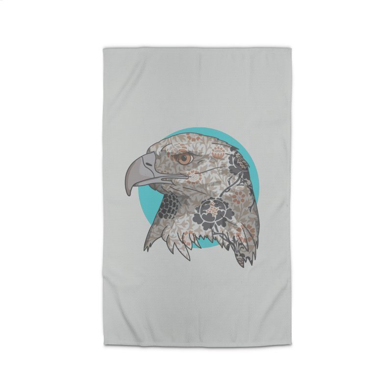 Flora & Fauna Home Rug by Quick Brown Fox
