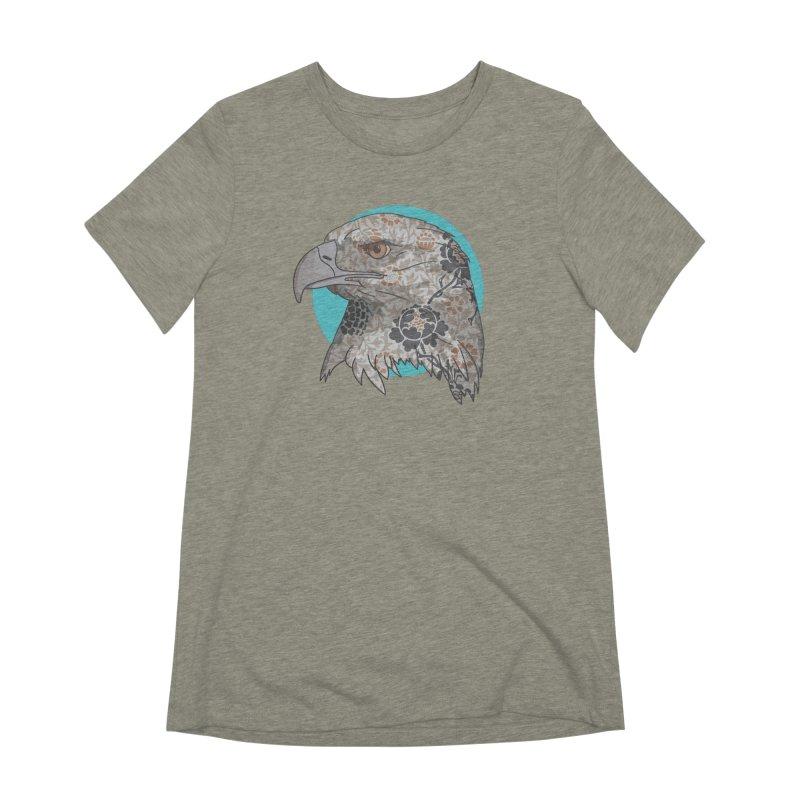 Flora & Fauna Women's Extra Soft T-Shirt by Quick Brown Fox