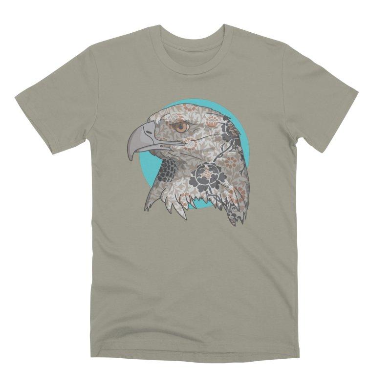Flora & Fauna Men's Premium T-Shirt by Quick Brown Fox