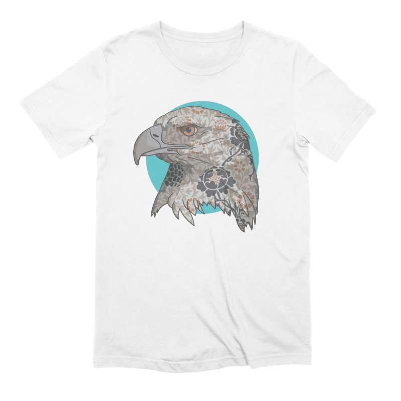 Flora & Fauna Men's Extra Soft T-Shirt by Quick Brown Fox