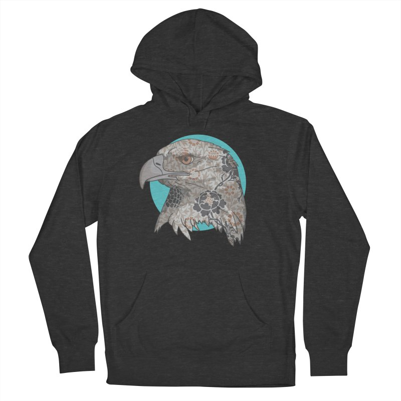 Flora & Fauna Men's Pullover Hoody by Quick Brown Fox