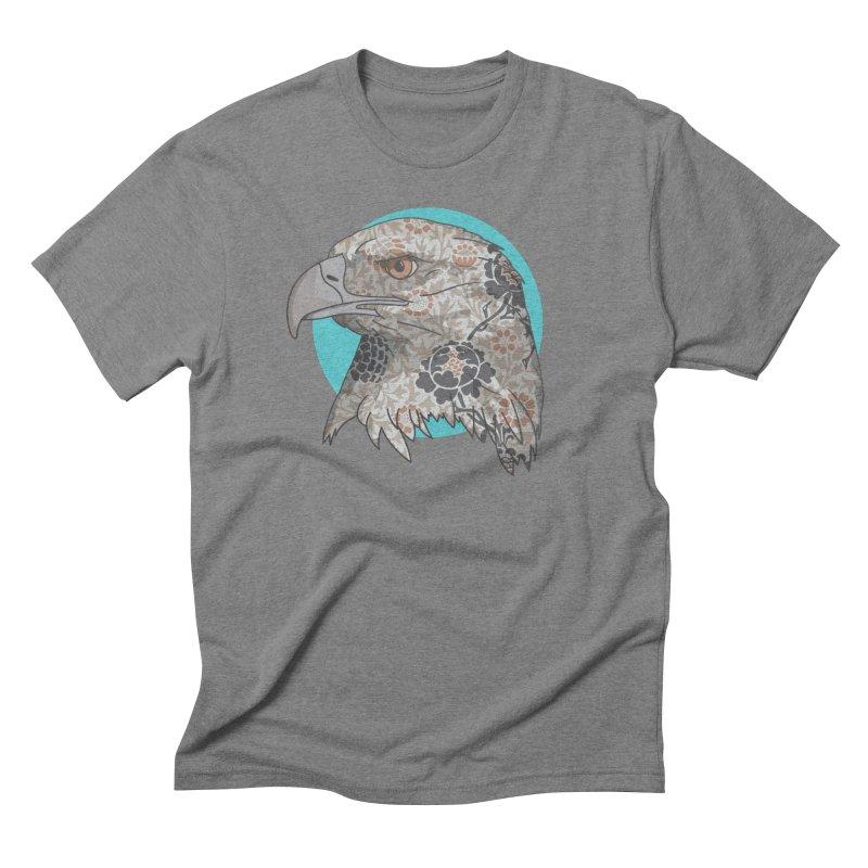 Flora & Fauna Men's T-Shirt by Quick Brown Fox